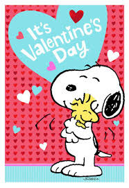 peanuts snoopy you re loved a lot s day cards pack of
