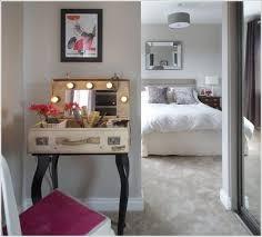 makeup vanity ideas for bedroom 10 cool diy makeup vanity table ideas