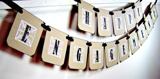 Home Engagement Decoration Ideas New Diy Engagement Banner Decorating Ideas Contemporary Top And