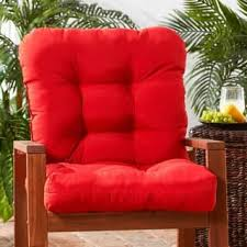 chair pad rectangle outdoor cushions u0026 pillows for less