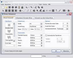 flyer designen programm scribus