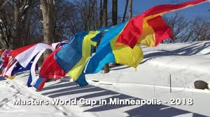 Minneapolis Flag 2018 Masters World Cup Nordic Skiing In Minneapolis Youtube