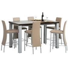 table de cuisine en stratifié table de cuisine rectangle en stratifié hauteur 90 cm quadra