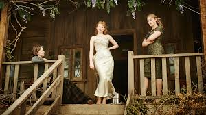the town movie wallpapers armed with her sewing machine and incredible sense of style she
