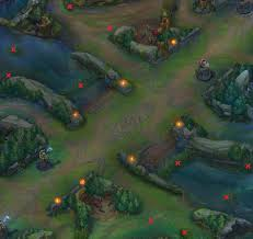 Summoners Rift Map Solo Mid Age Gaming