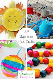 30 fun summer crafts for kids