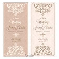 wedding templates free download wedding invitation templates free