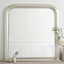White Gloss Bedroom Mirror Mirrors Wall Floor Dressing Table U0026 Full Length The White