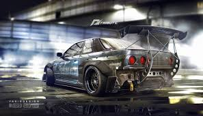 Nissan Skyline 2016 Need For Speed Tribute Nissan Skyline R32 By Yasiddesign