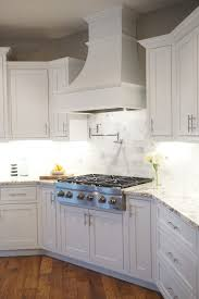 Kitchen Cabinet Under Lighting Appliances Contemporary All White Kitchen Style White Open