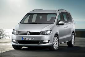 volkswagen van front view new 2011 volkswagen sharan autotribute