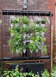 How To Build Vertical Garden - vertical garden tower diy home outdoor decoration