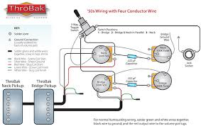 throbak 50 u0027s 4 conductor wiring