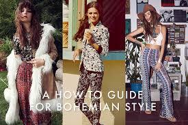 bohemian fashion how to wear bohemian style bohemian fashion tips
