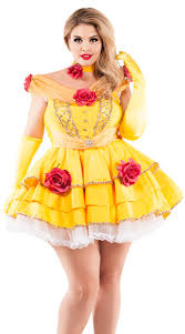 plus size costume size of the costume plus size yellow princess costume