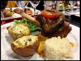 la cuisine au four arnaki agneau au four picture of mezes restaurant avignon