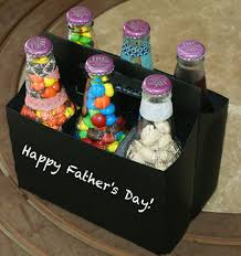 unique fathers day gift ideas diy s day gift six pack of treats for
