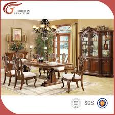 classic dining table chairs
