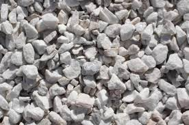 White Marble Rock San Diego Crushed Gravel