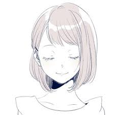 Cute Anime Hairstyles Best 25 Manga Hair Ideas Only On Pinterest Drawing Hairstyles