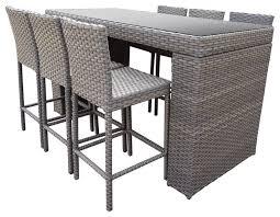 Patio Furniture Bar Height Stunning Patio Furniture Bar Set And Patio Bar Dining Sets Swivel