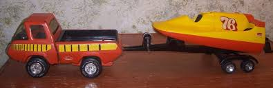 tonka army jeep tonka truck with matching speedboat and trailer set boat 76