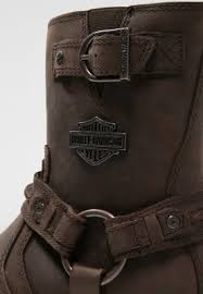 harley riding boots sale men boots harley davidson abner cowboy biker boots brown used