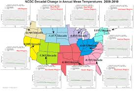 Temperature Map United States by Monthly Average Temperatures Weathercom Climate Prediction Center