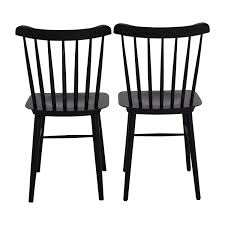 Design Within Reach Dining Chairs 55 Off Design Within Reach Design Within Reach Black Salt