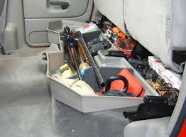 accessories for 2006 dodge ram 1500 2009 dodge ram underseat truck storage organizer from du ha bins