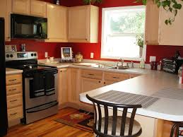Kitchen Colors With Oak Cabinets And Black Countertops by Kitchen Design Wonderful Painting Oak Cabinets Color Beautiful