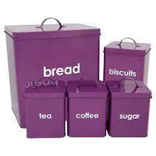 purple kitchen canister sets designer kitchen canister sets