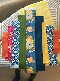 K Henblock The Bees Knees A Quilting Bee Simple String And My Finished