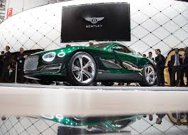 bentley exp 9 f geneva motor show 2017 preview a z of all the new cars by car