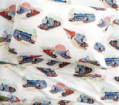 Thomas The Tank Duvet Cover Organic Thomas U0026 Friends Sheet Set Pottery Barn Kids