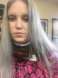 best box hair color for gray hair bleach and tone gone so so wrong i did not ask for an at home
