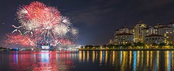 North Bay Waterfront Fireworks by Best Fourth Of July Celebrations In Florida Florida Travel Life