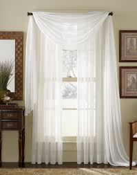 Lisette Sheer Panels by White Sheer Panels Sheer Curtains White Sheer Curtains And Sunroom