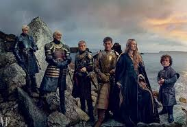 game of thrones light annie leibovitz lights the cast of game of thrones for vanity fair