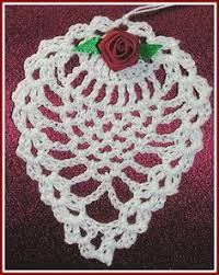10 cute free christmas ornament crochet patterns tea cups