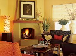 Warm Living Room Paint Colors Roomclassy Color With Blue Wall For - Warm colors living room