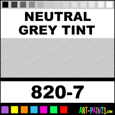 neutral grey tint soft pastel paints 820 7 neutral grey tint
