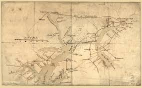 Map Of Delaware Ohio by 1775 To 1779 Pennsylvania Maps