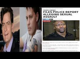 charlie sheen accused of abusing corey haim terry crews files a