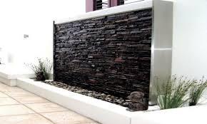 water wall design outdoor water wall design build outdoor water