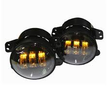 led fog light kit 4 inch fog light led fog l fog lights kit for off road jeep