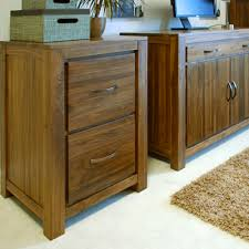 Walnut Filing Cabinet 2 Drawer by Mayan Solid Walnut 2 Drawer Filing Cabinet Robson Furniture
