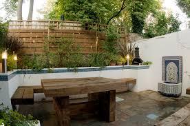 courtyard designs moroccan courtyard garden in east