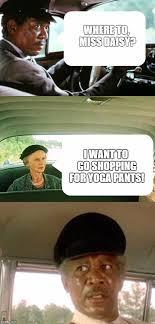 Driving Miss Daisy Meme - morgan freeman driving memes imgflip