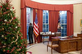 Obama Oval Office Decor 31 Of The Most Spectacular White House Holiday Decorations From